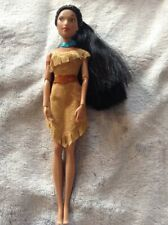 Disney Store Pocahontas Barbie Style Doll deluxe