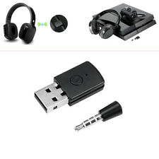Bluetooth4.0 Dongle USB Adapter Receiver for PS5 Controller Headphone Microphone