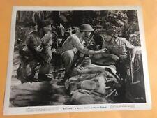 Bataan  Vintage 1943 MGM Movie Still Vintage 8x10 Original Military WW2