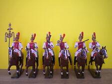 LA MUSIQUE DES DRAGONS DE KLEBER = 6 CAVALIERS DONT LE CHAPEAU CHINOIS