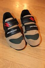 Specialized Womens Bicycle shoes Green/Tan Sz38 US6 NWOT