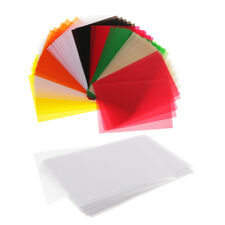250pcs White Colorful Translucent Tracing Paper Vellum Sheets for Drawing