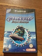 WAVERACE BLUE STORM WAVE RACE NINTENDO GAMECUBE GAME W/ CASE - PAL Version