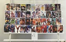 Y The Last Man Vertigo  44 Lot Comic Book Comics Set Run Collection Box