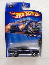 Hot Wheels 2005 Factory Set SUPER  TREASURE HUNT 1967 PONTIAC GTO