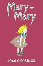 Mary-Mary, Robinson, Joan G., New Book