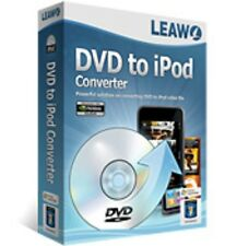 Leawo DVD to iPod Video Converter Software 2D to 3D NEW latest version