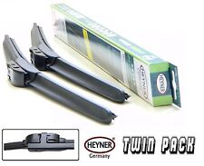 ALFA ROMEO GT 2009 aeroflat windscreen WIPER BLADES 22''16'' TWIN PACK