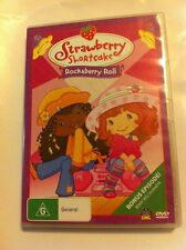 Strawberry Shortcake: Rockaberry Roll Region4 DVD - BRAND NEW