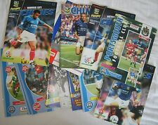 Portsmouth Football programmes