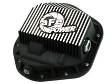 Differential Cover Front Afe Filters 46-70082