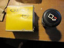 OPEL GT 1969-73 MANTA 1900 ASCONA 1971-75 CIGARETTE LIGHTER KNOB AND PLUG