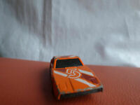 Vintage 1985 Matchbox Super GT Orange BR 11/12 DieCast Toy Model Car Collectible