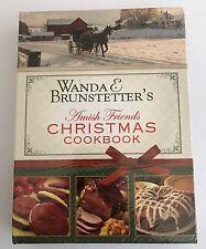 Wanda E. Brunstetter's Amish Friends Christmas Cookbook Family Traditions