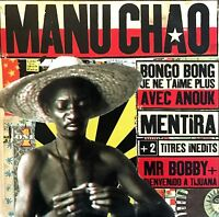 Manu Chao ‎CD Single Bongo Bong - Europe (EX/EX)