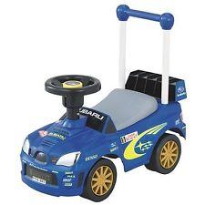 Subaru IMPREZA WRC Ride-on toy car for kids Japan Import EMS Brand New
