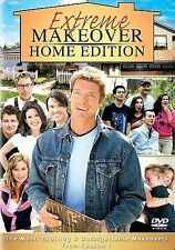 Extreme Makeover Home Edition (DVD, 2005, 4-Disc Set)