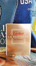 Cartier LA PANTHERE EDP Women Perfume 1.5 ml .05 oz Sample Travel Spray Vial