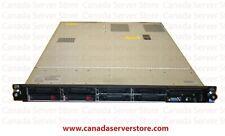 HP ProLiant DL360 G6 Server 2 x Quad Core X5570 32GB RAM 1x146GB SAS DVD RAILS
