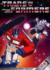 Transformers More Than Meets The Eyes Season One (DVD) Brand New sealed