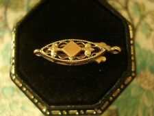 Beautiful Antique Edwardian 9CT Rose Gold Finely Crafted Necklace/Bracelet:CLASP