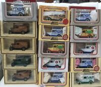 15 LLEDO DG7 LP7 DG37 Ford Model A Vans 3M Canadian Whisky Ford Godgrey Davis