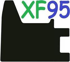DAF XF 95 spacecab COPERTURA DEL MOTORE MANUALE SU MISURA tappetini AUTO ** Qualità Deluxe ** 20