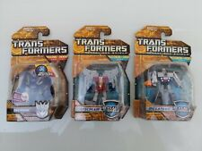 Transformers Reveal the Shields Legends Lot of 3 MISB