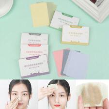100Pc Facial Oil Control Firm Absorbent Paper Sheet Oil-Absorbing Blotting PBRZ