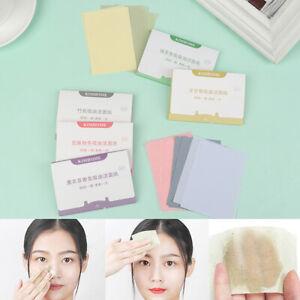 100Pc Facial Oil Control Firm Absorbent Paper Sheet Oil-Absorbing Blotting PBBI