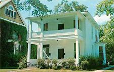 Zane Grey Home Zanesville Ohio OH Convers Ave  Postcard