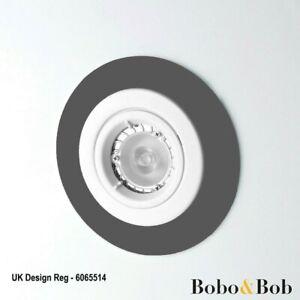 Coloured Down Light Spotlight Surround - Bezel Converter - Ceiling - 10 Sizes