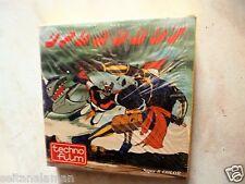 UNIQUE 70s TECHNO FILM - UFOROBOT - ADVENTURE SUPER 8 COLOR NEW SEALED