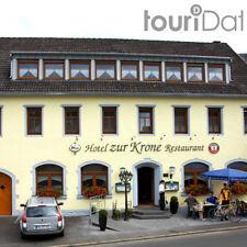 Eifel 4 Tage Birresborn Kurzurlaub Hotel Zur Krone Reise-Gutschein