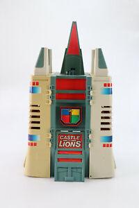 Vintage Panosh Place 1984 VOLTRON Castle Of Lions Playset