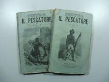 Alexandre Dumas, Pietro il pescatore, Ferrario Voll. 1, 2
