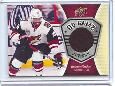 Anthony Duclair 2016-17 UD Series Two UD Game Jersey C'D GJ-AD