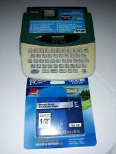 BROTHER P-TOUCH LABEL MAKER, MODEL PT-1700 - THERMAL PRINTER W/CARTRIDGE