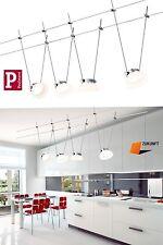 PAULMANN LED SEILSYSTEM ICELED 4x4 WATT 12V NEUSTE LED TECHNIK ART:94112 * NEW *