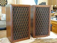 Pair Vintage Pioneer CS-77A Audiophile 4-Way Stereo Speaker