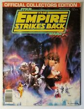 STAR WARS THE EMPIRE STRIKES BACK OFFICIAL COLLECTORS EDITION MAGAZINE 1980