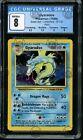 1999 Pokemon Gyarados (6) Base Set Unlimited Holo CGC 8 NM/Mint