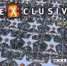 Exclusiv – Die Welt Der Stars 2 2CD:OASIS,DEPECHE MODE,NANA,CARDIGANS,JAMIROQUAI