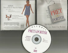Sam Phillips These Boots LEE HAZLEWOOD PROMO Radio DJ CD Single USA Seller MINT