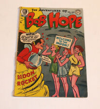 THE ADVENTURES OF BOB HOPE #24 COMIC