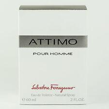 SALVATORE FERRAGAMO - ATTIMO - POUR HOMME - EAU DE TOILETTE 60 ML/#72-10-2