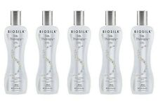 5 Farouk Biosilk Silk Therapy LITE 2.26 oz Each = 11.3 oz TOTAL Sealed NEW 424