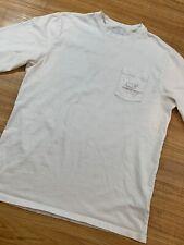 Vineyard Vines Performance Boys White Cap Action Short Sleeve Polo Shirt