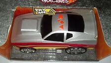 Mad Machine Autoblazer Silver Car w/Multi Color Stripe Sound & Light Effects New