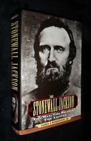 Stonewall Jackson by James Robertson | V/G HBDJ, 1997 1st Edition